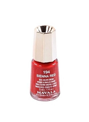 Mavala Mavala 194 Sienna Red Oje Kırmızı
